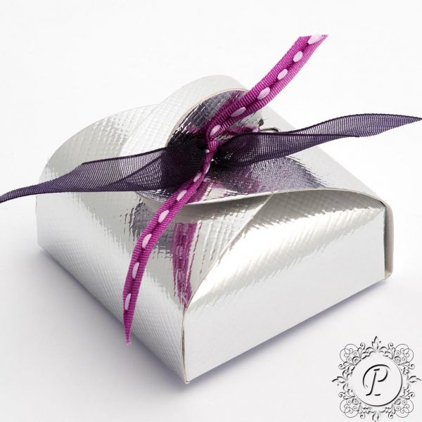 Silver Astuccio Wedding Favour