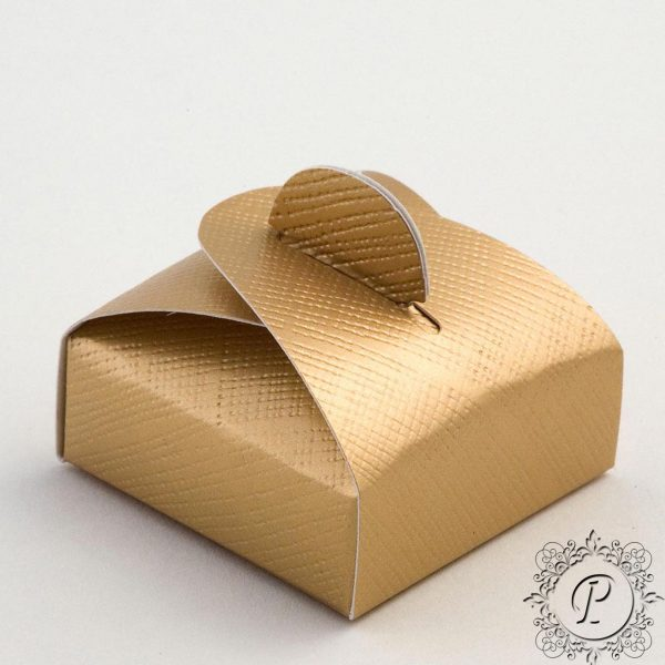 Gold Astuccio Wedding Favour