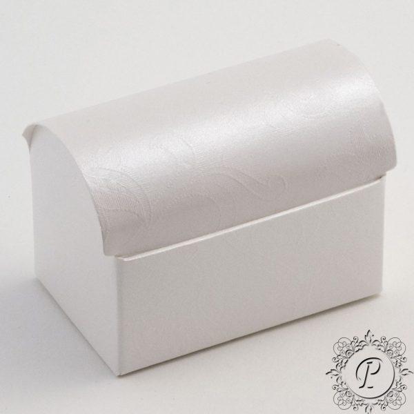 Pearla Ballotin Chest Wedding Favour Box