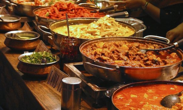 Indian Food Buffet